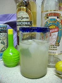 Mexican Tequila drink-Paloma (dove)