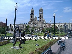 Mexican Church- The Basilica of Zapopan