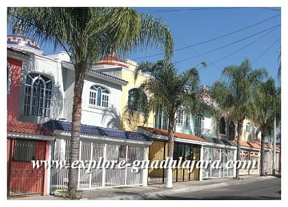 Guadalajara, Mexico Real Estate- Houses in private gated neighborhood