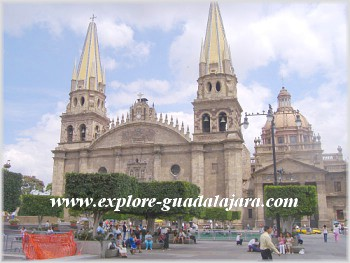 Catedral of Guadalajara