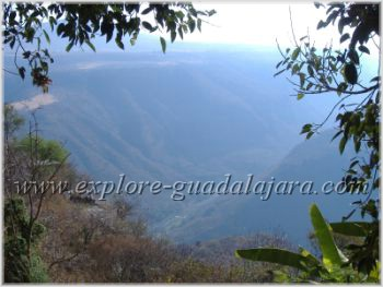 Guadalajara Attraction- Sierra Madre or La Barranca