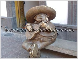 El Gordo de Tlaquepaque- the fat man of Tlaquepaque