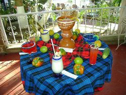Guadalajara, Mexico fruit drinks