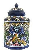Mexican Kitchen Canisters