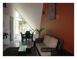 vacation rental in Guadalajara-living room