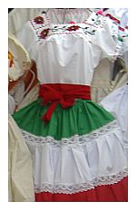 Cute Mexican Dress